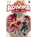KOMIK-M::ADIWIRA #3(TITAN ZOMBIE)