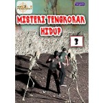 SIRI 3 PENYIASAT : MISTERI TENGKORAK HIDUP