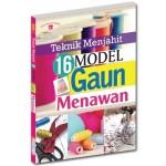 16 MODEL GAUN MANAWAN