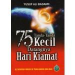 75 TANDA KECIL DATANGNYA HARI KIAMAT