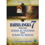 RAHSIA ANGKA 7 DALAM SURAH AL-FATIHAH DAN SURAH AL-IKHLAS