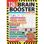 126 PUZZLES-BRAIN BOOSTER BOOK 1