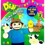 DIDI & FRIENDS - BUKU ACTIVITY SIRI 2