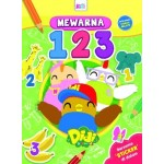MEWARNA 123 - DIDI & FRIENDS