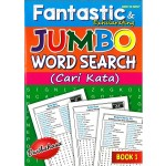 F&E JUMBO WORD SEARCH (CARI KATA) - 1