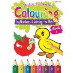 COLOUR BY NUMBER & JOINING THE DOTS BOOK 1
