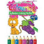 COLOUR BY NUMBER & JOINING THE DOTS BOOK 3