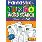 F&E JUMBO WORD SEARCH (CARI KATA) - 2
