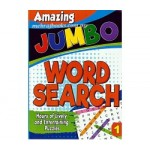 AMAZING JUMBO WORDSEARCH 1 (NEW)