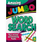 AMAZING JUMBO WORDSEARCH 5 (NEW)