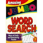 AMAZING JUMBO WORDSEARCH 7 (NEW)