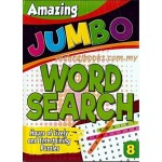 AMAZING JUMBO WORDSEARCH 8 (NEW)