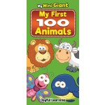 MY MINI GIANT:MY FIRST 100 ANIMALS