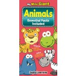 MY MINI GIANT:ANIMALS ESSENTIAL FACTS INCLUDED