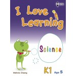 K1 I Love Learning Science (English)