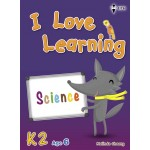 K2 I Love Learning Science (English)