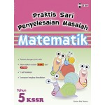 Primary 5 Praktis Sari Penyelesaian Masalah Matematik