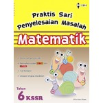 Primary 6 Praktis Sari Penyelesaian Masalah Matematik
