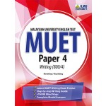 MUET PAPER 4 WRITING