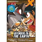 X-VENTURE THE GOLDEN AGE OF ADVENTURES 12: DEFENDERS OF THE EARTH