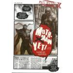 FAIL ENIGMA-X 01: MOTHMAN X-YETI MAKHLUK