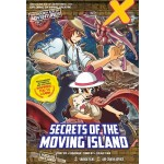 X-VENTURE THE GOLDEN AGE OF ADVENTURES 17: SECRETS OF THE MOVING ISLAND
