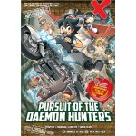 X-VENTURE THE GOLDEN AGE OF ADVENTURES 19: PURSUIT OF THE DAEMON HUNTERS