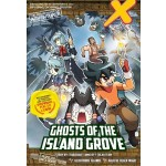 X-VENTURE THE GOLDEN AGE OF ADVENTURES 25: GHOST OF THE ISLAND GROVE