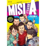 KOMIK-M : MISI STRAIGHT A PLUS
