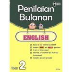 Primary 2 Penilaian Bulanan English