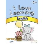 I Love Learning English Nursery