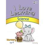 I Love Learning Science Nursery