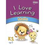 I Love Learning Maths K1