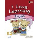 I Love Learning English K2
