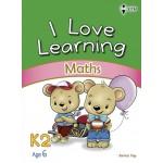 I Love Learning Maths K2