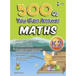 K2 Maths 500 Qs You Can Answer