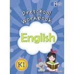 K1 Buku Kerja Prasekolah English