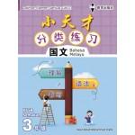 三年级小天才 分类练习国文