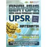ANALISIS BERTOPIK KSPS UPSR SK MATEMATIK