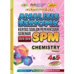 ANALISIS BERTOPIK KERTAS SOALAN PEPERIKSAAN SEBENAR SPM CHEMISTRY(BILINGUAL)