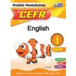 Tahun 1 Praktis Pentaksiran CEFR SK English