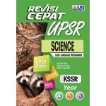 UPSR Revisi Cepat Science