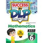 Tahun 6 Success in DLP Mathematics