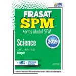 FIRASAT SPM KERTAS MODEL SPM SCIENCE (BILINGUAL)