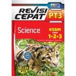 TINGKATAN 1-3 REVISI CEPAT PT3 SCIENCE