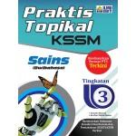 TINGKATAN 3 PRAKTIS TOPIKAL KSSM SAINS(DWIBAHASA)