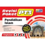 TINGKATAN 1-3 REVISI POKET PT3 PENDIDIKAN ISLAM