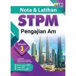 NOTA & LATIHAN  STPM PENGAJIAN  AM SEMESTER 3
