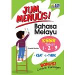Tahun 1-3 Jum, Menulis! Bahasa Melayu