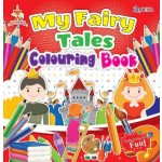 FOX SERIES - MY FAIRY TALES COLOURING BOOK